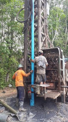 Lining the Bore of Water Well