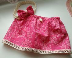 Skirt and headdress