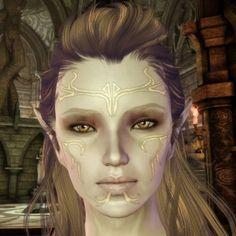 elven war paint - Google Search