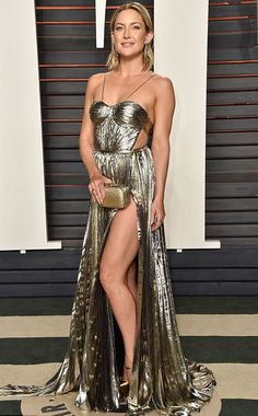 Kate Hudson no afterparty do Oscars 2016