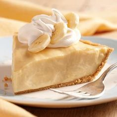 Eagle Brand® Banana Cream Pie