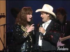 Patty Loveless  Ricky Van Shelton - Rockin' Years [Live]