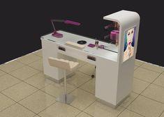 Nuevo producto Mesa de manicura Salón de Uñas mesa de manicura pedicura-en Mesas para Uñas de Mobiliario de Salón en m.spanish.alibaba.com.