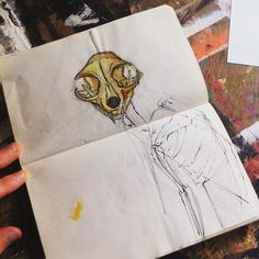 Cat skull #cat #traditional #tradicional #notebook #moleskine_arts #moleskine #moleskineart #boceto #drawing #draw #dibujo #acuarela #watercolor #sketching #sketch #animal #felino #gato #anatomia #anatomy #skeleton #skull #craneo #esqueleto #eightmike.com by 8mike90s http://www.australiaunwrapped.com/