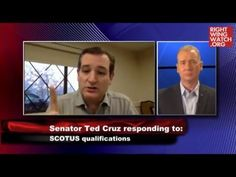 Ted Cruz: Supreme Court Might 'Strike Down The Second Amendment' If Democrats Win In 2016 | Right Wing Watch