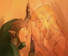Best part of any Zelda game, ever :,) The Legend Of Zelda, Legend Of Zelda Breath, Skyward Sword Link, Zelda Skyward, Link Zelda, Image Zelda, Nerd, Wind Waker, Twilight Princess