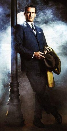 Jon Hamm by Michael Muller