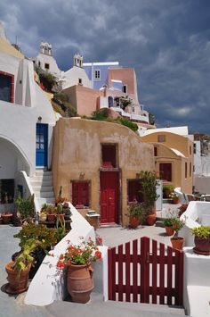 Oia, Santorini - Want to go to there