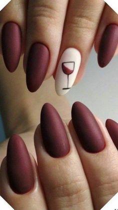 ✔ elegant nail art designs for prom 2019 23 Elegant Nails elegant nails north pole ak Silver Nails, Dark Nails, Matte Nails, Red Nails, Acrylic Nails, Matte Gel, Xmas Nails, Nail Art Designs, Nails Design