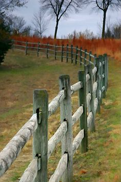 Love this fence (1) From: Wistfully Country, please visit