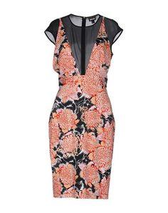 JUST CAVALLI Knee-length dress. #justcavalli #cloth #dress #top #skirt #pant #coat #jacket #jecket #beachwear #