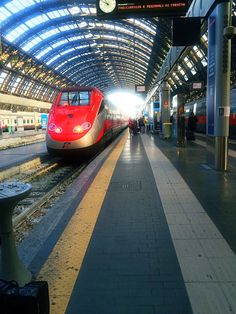How To Use Trains In Italy
