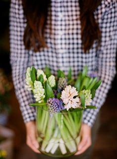 Flowers at Botany. Photo courtesy of Katya LeClerc {Botany Floral Studio}