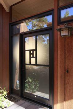 Custom Mid Century Modern Remodel | Klopf Architecture | Photo: Michael O'Callahan | Archinect