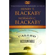 Called and Accountable Anniversary Edition DVD: Discovering Your Place in God's Eternal Purpose Couples Bible Study, How Do I Live, Tenth Anniversary, The Life, Small Groups, Discover Yourself, Thought Provoking, Vignettes, Purpose