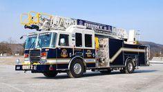 Undine Fire Company #2, PA KME