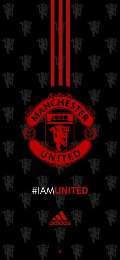 Manchester United Wallpapers Iphone, Manchester United Images, Manchester United Legends, Manchester United Players, Dark Wallpaper Iphone, Nike Wallpaper, Graphic Wallpaper, Man United, Pogba Manchester
