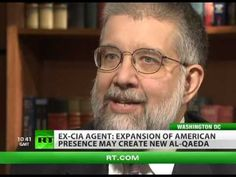 Ex-CIA Agent: Our relationship with Israel is causing this war. The real problem… Cia Agent, Al Qaeda, The Secret History, Alternative News, The Agency, Trump, Questions, Critical Thinking, Documentaries