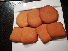 Μπισκότα βουτύρου χωρίς βούτυρο και ζάχαρη - Miss Healthy Living Cornbread, Ethnic Recipes, Food, Millet Bread, Essen, Meals, Yemek, Corn Bread, Eten