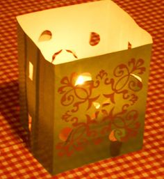 Image for Handmade Paper Lanterns DIY Craft Project