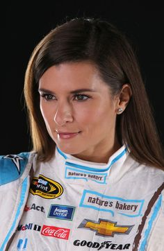 Danica Patrick Photos Photos - NASCAR Sprint Cup Series driver Danica Patrick poses for a portrait during NASCAR Media Day at Daytona International Speedway on February 16, 2016 in Daytona Beach, Florida. - NASCAR Media Day at Daytona International Speedway