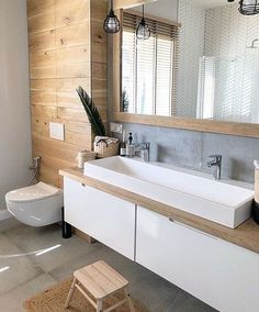 Setup New # Setup – Ensuite Bathroom – Setup New # Setup – Privatem Badezimmer – Bathroom Spa, Wood Bathroom, Small Bathroom, Bathroom Ideas, Master Bathrooms, Bathroom Organization, Remodel Bathroom, Budget Bathroom, Bathroom Renovations