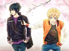Naruto Sasuke Normal