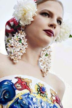 Dolce & Gabbana Alta Moda Fall Winter 2014 Show\Dolce & Gabbana HC FW 14 e 15 Capri