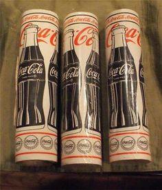 Vintage Look Coca Cola Wallpaper Border (Three Rolls) Coca Cola Decor, Coca Cola Ad, Always Coca Cola, World Of Coca Cola, Pepsi, Coca Cola Wallpaper, Vinyl Wallpaper, Vintage Coke, Retro Vintage
