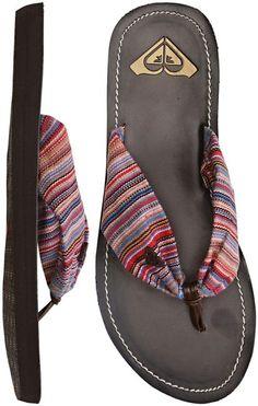 ROXY PANCHO FLIP FLOP > Womens > Footwear > Sandals | Swell.com