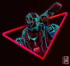 Iron Man - War Machine