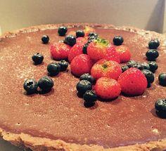 Chocolate Oreo Crust - Salted Caramel & Chocolate