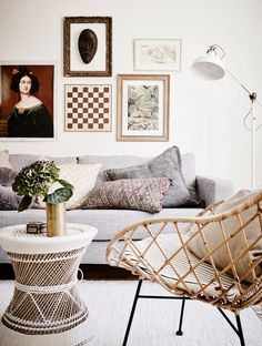 High-Impact Home Updates You Can Make in an Hour or Less via @domainehome