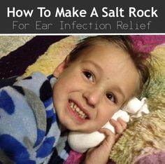 How To Make A Salt Sock For Natural Ear Infection Pain Relief...http://homestead-and-survival.com/how-to-make-a-salt-sock-for-natural-ear-infection-pain-relief/