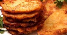 чешские драники на пиве How To Cook Potatoes, Russian Recipes, Yams, Onion Rings, My Recipes, Deserts, Food And Drink, Pork, Veggies