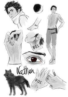nathan x gabriel half bad - Google Search