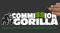 The Commission Gorilla Ultimate Review Commission Gorillais a brand new affiliate software tool from PromoteLabs Inc. It's the brainchild of two of the most successful affiliate marketers online today, Simon Hodgkinson & Jeremy Gislason who have over 15 years 'in the...