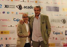 Goyo González y Antonio Elegido (Cifras y Letras)