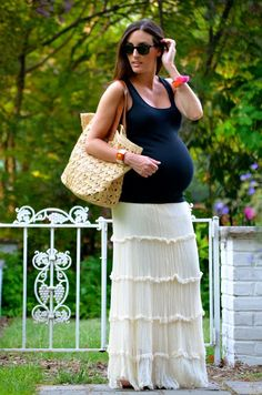 Dressing the Bump #pregnant #pregnancystyle #maternitystyle #stylethebump