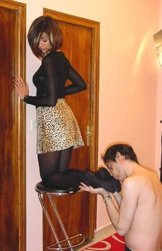 Put on a pedestal...