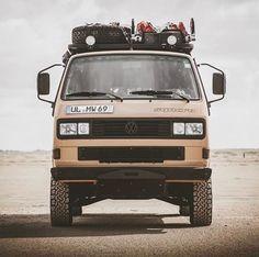 56 Ideas For Volkswagen Campers Van Volkswagen Transporter, Transporter T3, Volkswagen Bus, Vw T3 Camper, Kombi Motorhome, Travel Camper, Vw T3 Doka, Vw Vanagon, Vw Camping