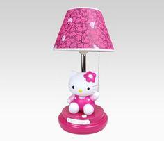 Hello Kitty Sitting Table Lamp  #SephoraHelloKitty