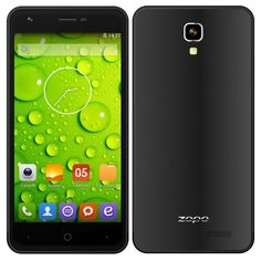ZOPO ZP530+ Flash C uses 5.0 Inch screen, MT6735 Octa Core CPU, has 2GB RAM, 16GB ROM, 5MP front + 13.2MP back dual camera, installed Android 5.1 OS.