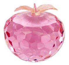 Pink Crystal Apple ❤