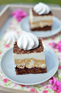 Vanilla Cake, Cheesecake, Good Food, Food And Drink, Sweets, Baking, Anna, Deserts, Recipe