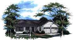 House Plan chp-16698 at COOLhouseplans.com