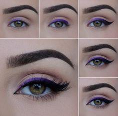 Ombré eyeliner