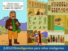 Juegos Educativos para niños inteligentes