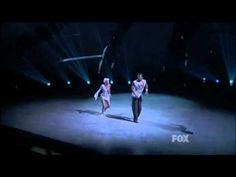 SYTYCD Calypso - Eric Luna and Georgia Ambarian Season 8 Episode 11.avi