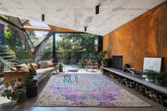 damian-rogers-architecture-the-leaf-house-melbourne-designboom-03